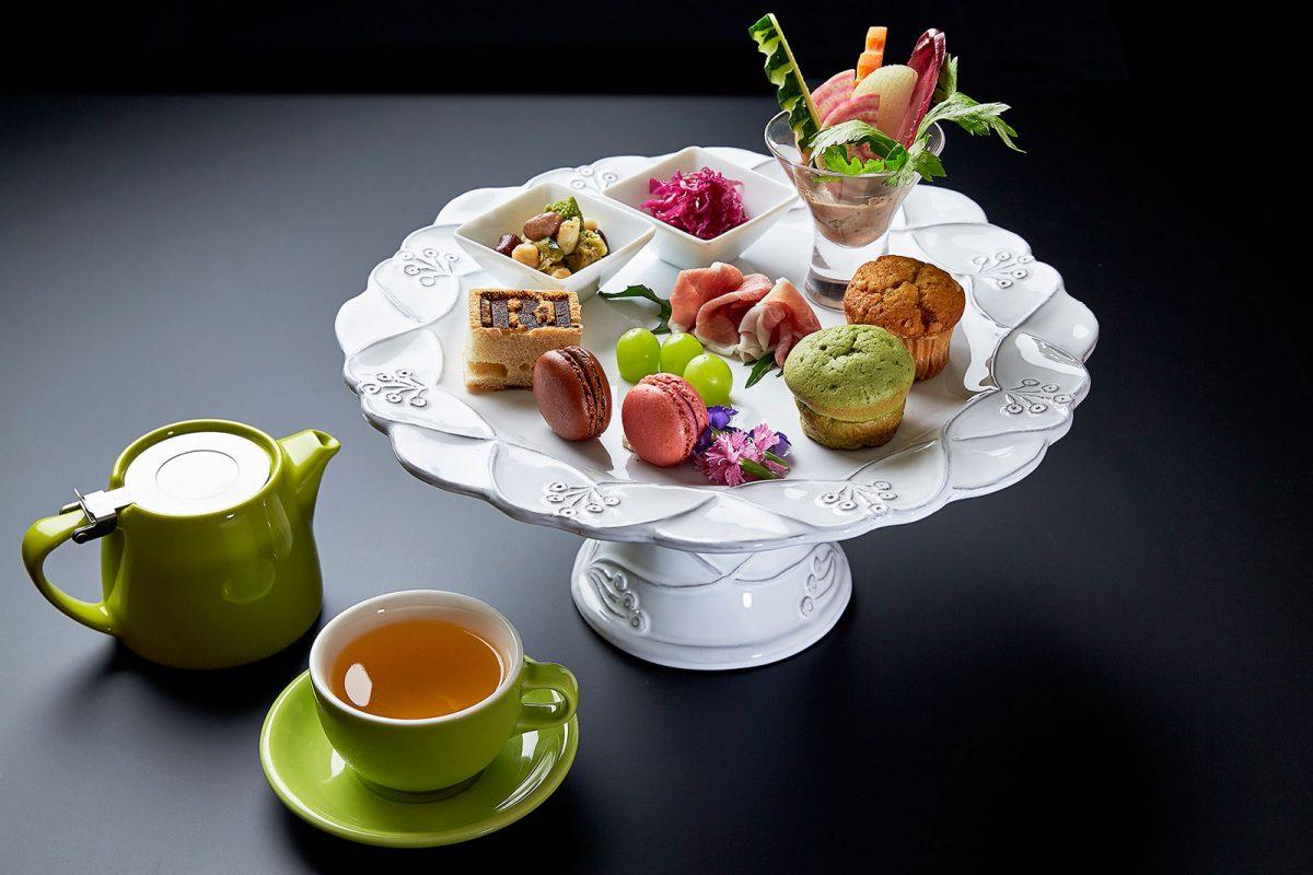 R1tokyo Afternoon Tea Set